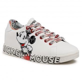 Sneakersy DESIGUAL - Cosmic 21SSKP23 1000