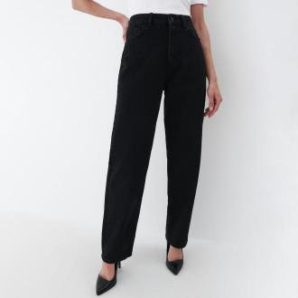 Mohito - Jeansy relaxed fit - Czarny
