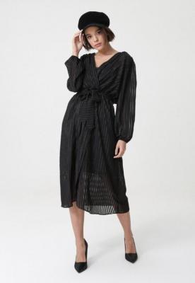 Czarna Sukienka Chrysta