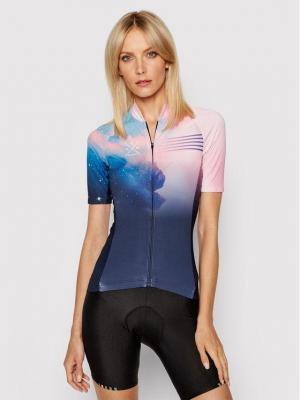 Quest Koszulka rowerowa Stardurst Granatowy Comfort Fit