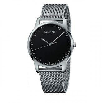 Zegarek CALVIN KLEIN - City K2G2G121 Silver/Silver/Black