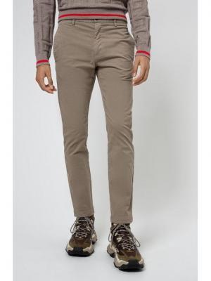 Hugo Spodnie materiałowe David204d 50437976 Czarny Slim Fit