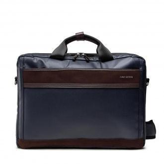 Torba na laptopa GINO ROSSI - BGM-S-003-90-06 Cobalt Blue