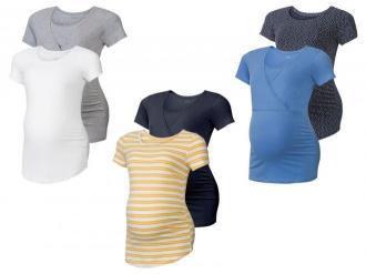 ESMARA® T-shirt ciążowy i do karmienia damski, 2