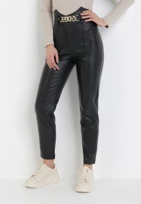 Czarne Spodnie Orinesha