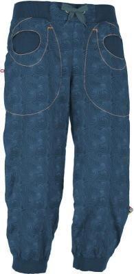 E9 N Remix Spodnie 3/4 Kobiety, niebieski XS 2021 Szorty wspinaczkowe