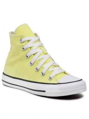 Converse Trampki Ctas Hi 170154C Żółty