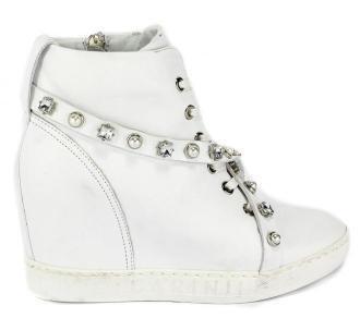 Sneakersy Carinii B5048-L46-000-000-B88 Biały