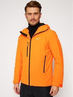 Salewa Kurtka narciarska Antelao Beltovo 28253 Pomarańczowy Regular Fit