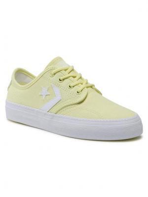 Converse Tenisówki Cons Zakim Ox 157329C Żółty