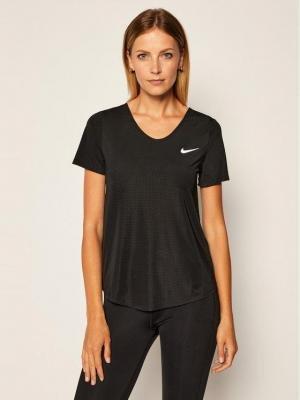 Nike Koszulka techniczna Breathe CJ2568 Czarny Standard Fit
