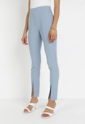 Jasnoniebieskie Spodnie Cygaretki Phalalphia