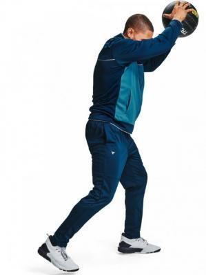 Męskie spodnie treningowe UNDER ARMOUR PJT ROCK KNIT TRACK PANT
