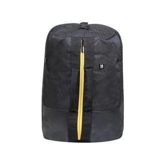 """plecak na laptop 15,6"""" z komorą na odzież czarny e-Traveler Słoń Torbalski"""