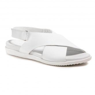 Sandały BADURA - B4089-69 Biały 482