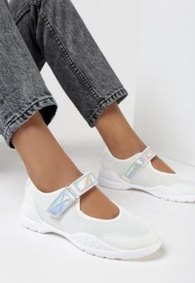 Białe Buty Sportowe Syrinix