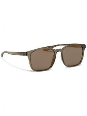 Nike Okulary przeciwsłoneczne Windfall EV1208 302 Zielony