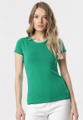 Zielony T-shirt Echolaira