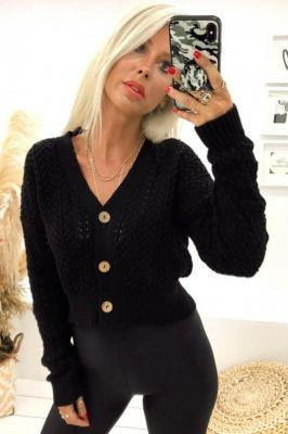 Sweter damski OSITA BLACK