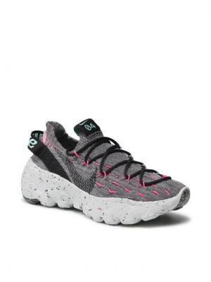 Nike Buty Space Hippie 04 CD3476 003 Szary