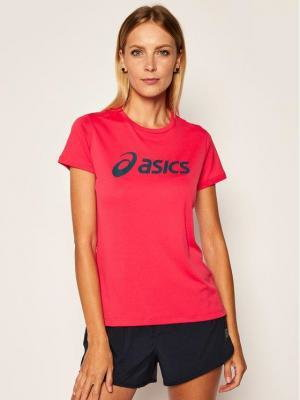 Asics Koszulka techniczna Silver 2012A469 Różowy Regular Fit