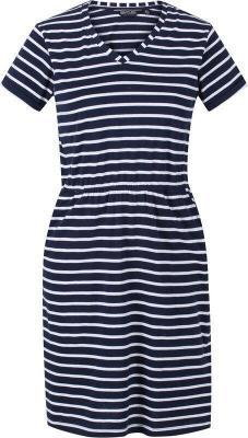Regatta Havilah Dress Women, niebieski/biały UK 8   DE 34 2021 Sukienki