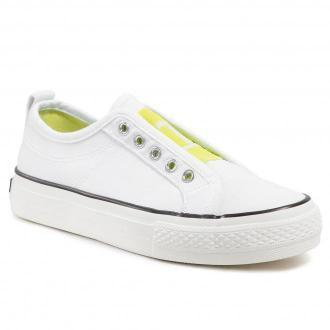 Trampki TWINSET - Sneaker 211TCT170 Bianco Ottico 00001