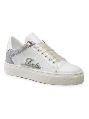 Furla Sneakersy Hikaia Low YE28HKL-A.0673-051S-9-001-20-AL-3500 S Biały