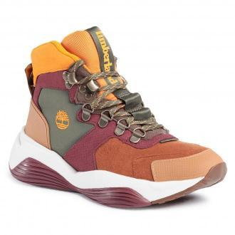 Sneakersy TIMBERLAND - Emerald Bay Sneaker Hiker TB0A1YCEF13 Rust