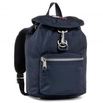 Plecak TOMMY JEANS - Tjw Heritage Sm Flap Backpack AW0AW08665 C87