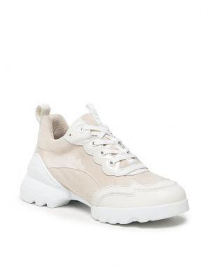 Carinii Sneakersy B7411 Beżowy