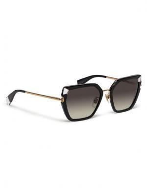 Furla Okulary przeciwsłoneczne SFU514 WD00026-A.0467-O6000-4-401-20-CN-D Czarny