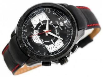 Męski zegarek GINO ROSSI - ALBERTO (zg157c)