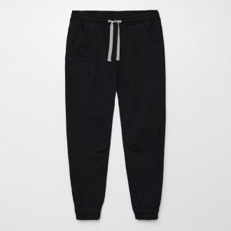 Cropp - Spodnie jogger - Czarny