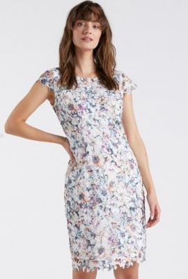 Koronkowa sukienka damska