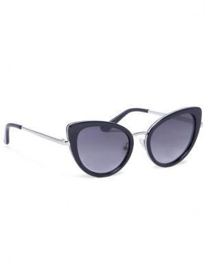 Guess Okulary przeciwsłoneczne GU7603 5201B Czarny
