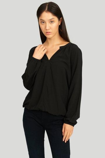 Elegancka, wiskozowa bluzka
