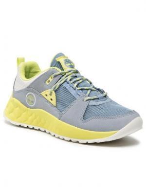 Timberland Sneakersy Solar Wave Low TB0A2BTCG29 Niebieski