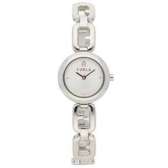 Zegarek FURLA - Arco Chain WW00015-MT0000-AR000-1-003-20-CN-W Argento