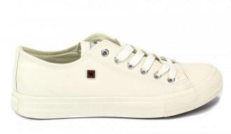 Trampki Big Star V174347 Biały/White
