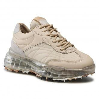 Sneakersy BRONX - 66394-AP Camel/Ice Grey 3437