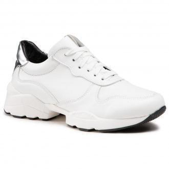Sneakersy KARINO - 3154/010-P Biały