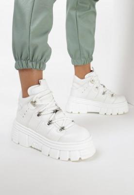 Białe Sneakersy Ilathylia
