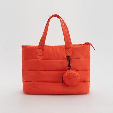 Reserved - Shopperka - Pomarańczowy