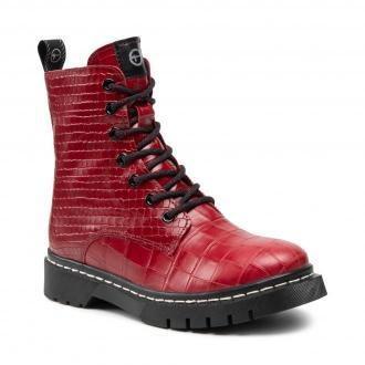 Trapery TAMARIS - 1-25865-27 Red Croco 574