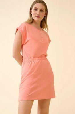 Sukienka dżersejowa mini