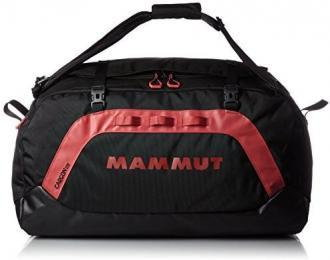 Mammut Cargon Bag 110l, czarny  2021 Torby i walizki na kółkach