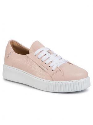 Gino Rossi Sneakersy Kin DPK096-883-1011-0029-0 Różowy