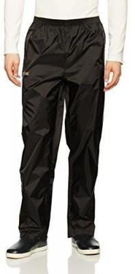 Regatta Pack It Spodnie wierzchnie Mężczyźni, czarny M 2021 Spodnie przeciwdeszczowe
