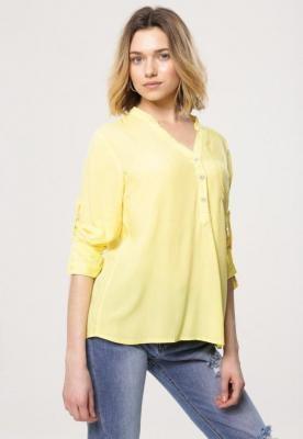 Żółta Bluzka Fiber